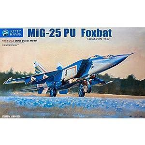 Kitty-Hawk-KTH80136-148-MiG-25PU-Foxbat-Model-Building-KIT