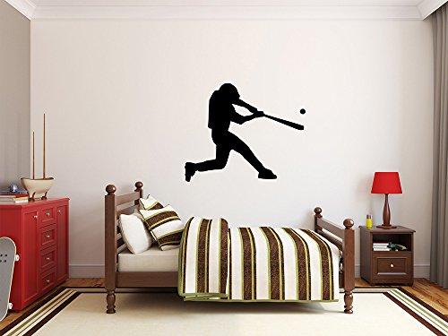 Baseball Player Wall Decal - 33