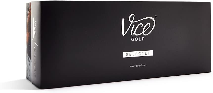 Vice Golf Ball Select Variety Pack (10 Balls Total: Includes 2 of each style; Vice Pro Plus, Vice Pro, Vice Pro Soft, Vice Tour, Vice Drive)
