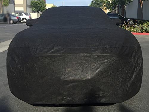 CarsCover Custom Fit 2015-2019 Ford Mustang Car Cover for 5 Layer Ultrashield 90627-2015