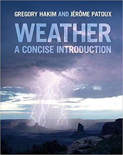 Weather a concise introduction gregory j hakim jrme patoux weather a concise introduction 1st edition fandeluxe Images