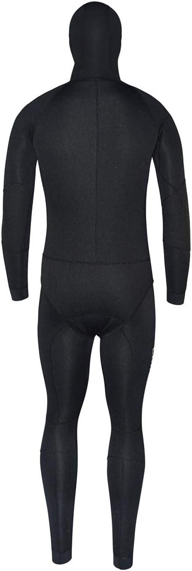 Layatone Wetsuit Men Premium 7mm Super Stretch Neoprene Spearfishing Suit Scuba Diving Suit Two Piece Fullsuit Freediving Jumpsuit Fishing Snorkeling Wet Suits Men