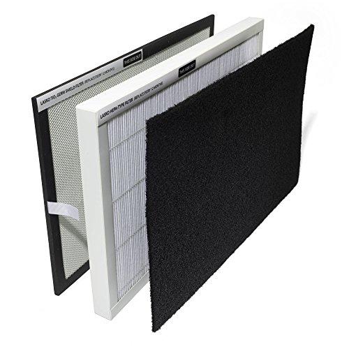 Lasco Pure HEPA Replacement Pack, (Platinum Hepa Air Filter)
