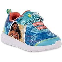 Disney Moana Toddler Girls Blue Sneaker
