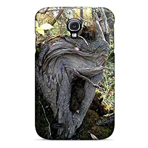 Fashionable Style Case Cover Skin For Galaxy S4- Forest Ghost