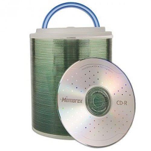 Memorex Data Storage Blank CD-R Disc (32020034404)