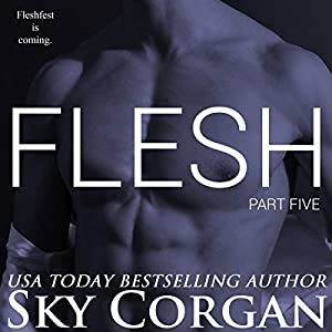 Flesh: Part Five Audiobook