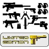 スパイパック LEGOカスタムパーツ アーミー 装備品 武器