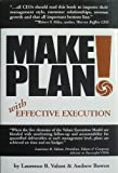 Make Plan! : With effective Execution, , 0979359325