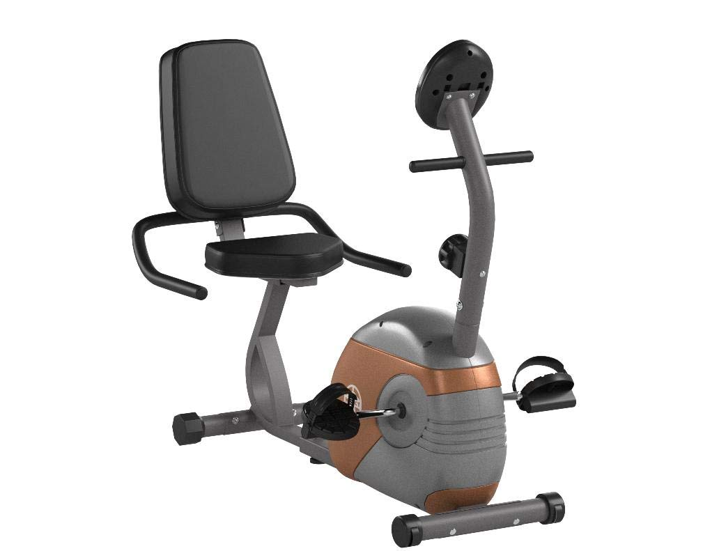 Marcy Recumbent Exercise Bike with Resistance ME-709 by Marcy (Image #5)