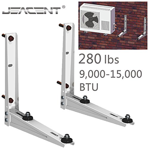 Mini Split Bracket for Ductless Air Conditioner Wall Mounting by Jeacent
