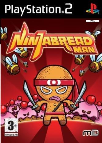 Ninja Breadman (PS2) [Importación Inglesa]: Amazon.es ...