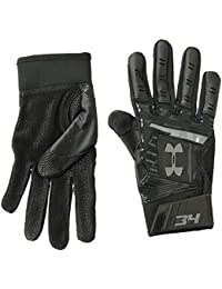boys Harper Hustle Baseball Batting Gloves