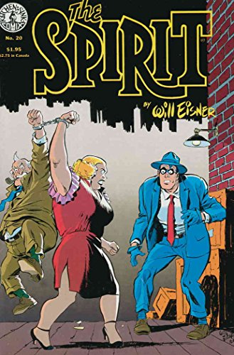 Spirit, The (8th Series) #20 VG ; Kitchen Sink comic book