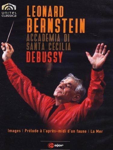 Leonard Bernstein: Debussy (Images/ Pr lude € L'apr ¨s Midi D'un Faune/ La Mer) [DVD] [2010]