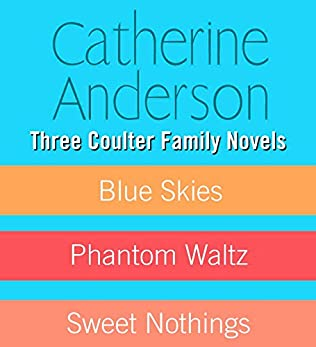 book cover of Three Coulter Family Novels