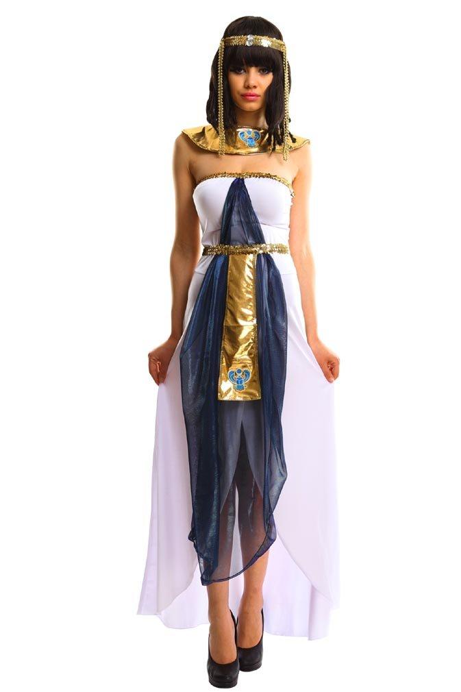 Damen Damen Damen Kostüm Cleopatra Gr. S 34-36 6d80f6
