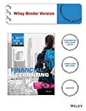 img - for Financial Accounting 9e Binder Ready Version + WileyPLUS Registration Card book / textbook / text book
