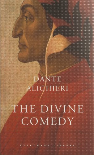 Book cover for The Divine Comedy