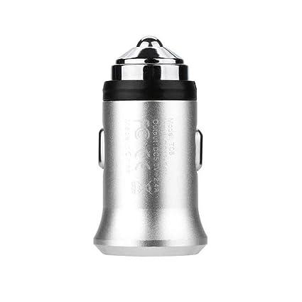 Bakeey - Cargador de coche USB para iPhone X Pocophone F1 ...