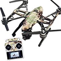 Skin For Yuneec Q500 & Q500+ Drone – Pine Collage | MightySkins Protective, Durable, and Unique Vinyl Decal wrap cover | Easy To Apply, Remove, and Change Styles | Made in the USA