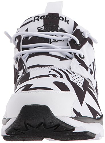 Graphic Timeless White Fashion Furylite White Black Sneaker Reebok Floral Women's Black Teal Olympic EcqFyxBT
