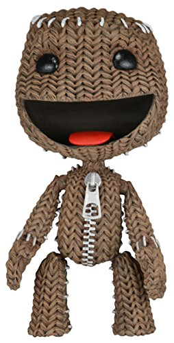 NECA Little Big Planet Sackboy