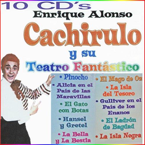 Amazon.com: El Gato Con Botas: Enrique Alonso: MP3 Downloads