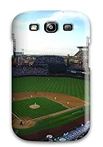 Viktoria Metzner's Shop colorado rockies MLB Sports & Colleges best Samsung Galaxy S3 cases