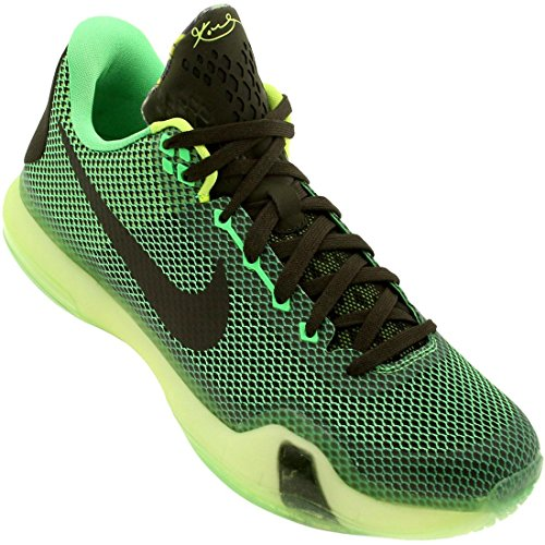 Sequoia Basket Green Uomo Nike da Poison volt Scarpe Kobe X SxwqZU8