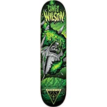Darkstar Cameo Wilson Resin 7 Crash Skateboard Deck - 8 x 31.8 by Darkstar
