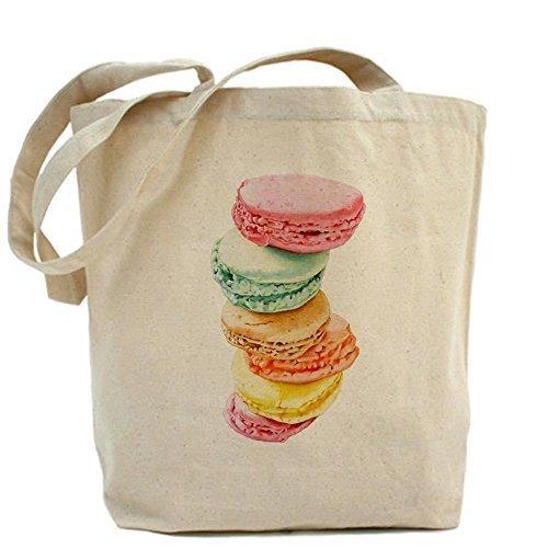 CafePress Macaron Tote Bag–Standard Multi-color da CafePress