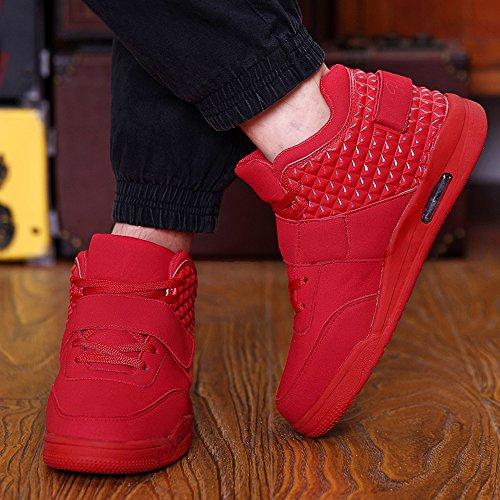 Fzuu Chaussures De ball Basket Espadrille Qualit Les Hommes Bqn15wt