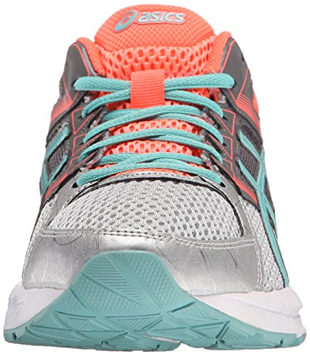 Flash 3 Coral Blue Womens Contend Silver Gel ASICS Pool Running Shoe 71AqxzqwT