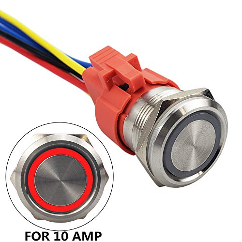 Best Industrial Electrical Pushbutton Switches