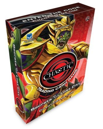 Chaotic Secrets of the Lost City: Starter Deck from Chaotic TCG