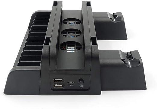 Estación Más Reciente,Soporte para El Controlador Slim Pro De PS4 ...