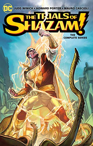 The Trials of Shazam: The Complete Series (Shazam Dc Comics)
