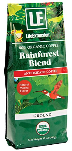 orest Ground Coffee, Natural Mocha, 12 Ounce ()