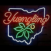 YUENGLING New Handcraft Real Glass Beer Bar Dispaly Neon Light Signs 19x15