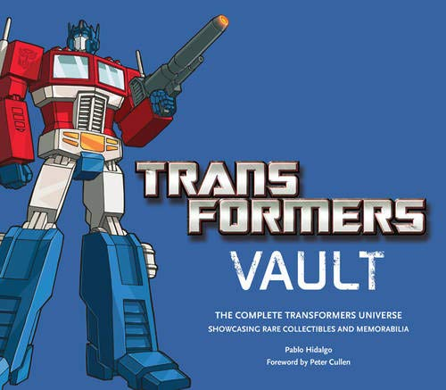 (Transformers Vault: Showcasing Rare Collectibles and Memorabilia)
