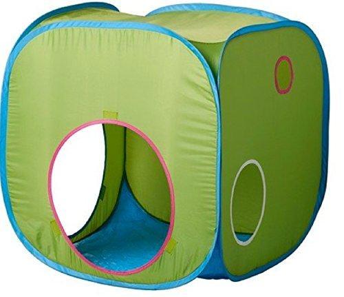 Ikea BUSA 602.435.76 Children's Tent InDoor - OutDoor Play PlayHouse, 28.25 x 28.25 x 28.25 Inch -