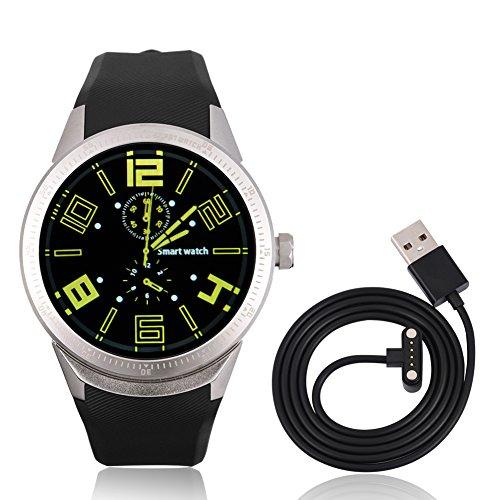 fosa Wifi Smart Watch, Bluetooth Fitness Tracker Waterproof