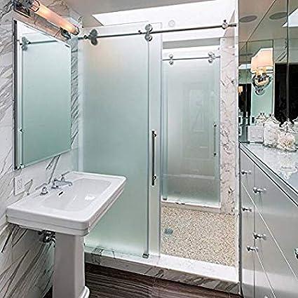 Ssd 05 Frameless Sliding Shower Door Hardware Hardware Track Kit