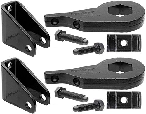 ACDelco 45K31002 Professional Front Ride Height Torsion Bar Key Kit with Hardware
