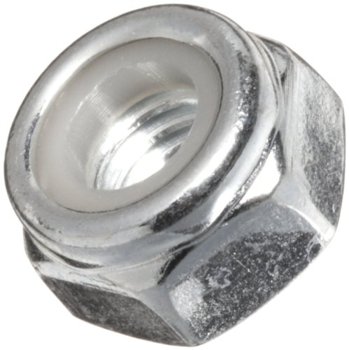 Steel Lock Plain Finish Gray