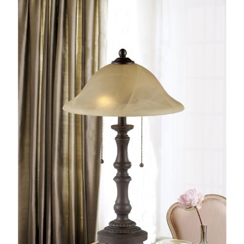 Home Source Industries LMP10832 Traditional Table Lamp with