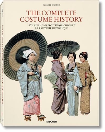 Racinet: Complete Costume (Racinet The Complete Costume History)
