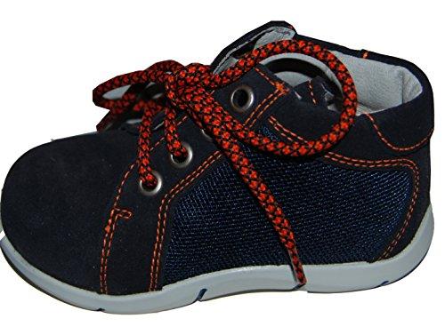Helgas Modewelt - Zapatillas de senderismo para niño dunkelblau (Turino ozean)