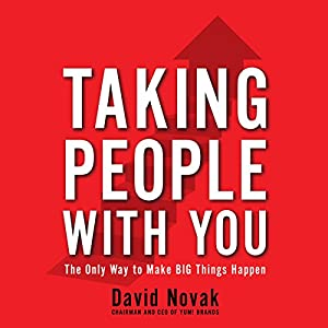 Taking People With You Audiobook